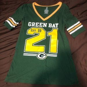 NFL packers shirt